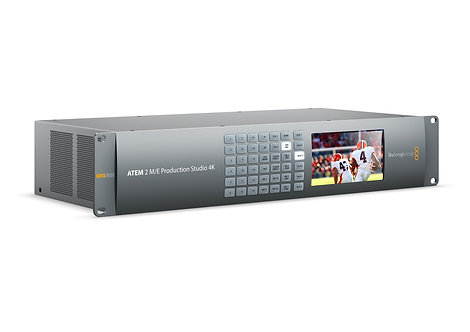 Mixer video Blackmagic ATEM 2 M/E Production Studio 4K Video Switcher