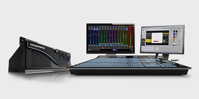 Sistem productie video Ross Graphite All-In-One Production System