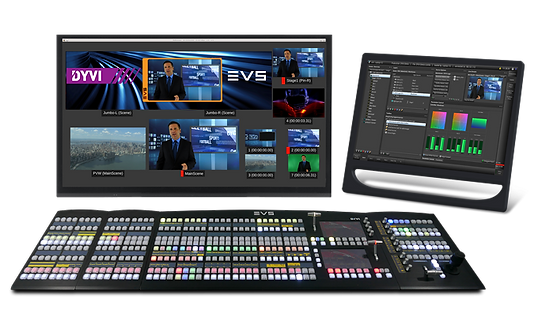 Mixer video EVS DYVI Live Production Switcher