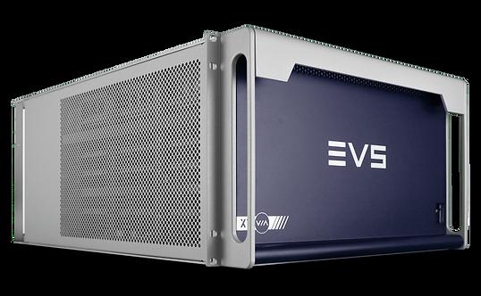 Server productie video EVS XT-VIA UHD- Ingest, Playout, Replay