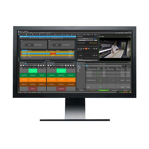 Sistem control ingest EVS IPDirector - content management system