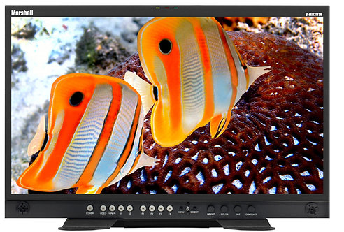 "Monitor video Marshall V-MD201N 20"" 7RU High Resolution LCD Rack Mount / Desktop"