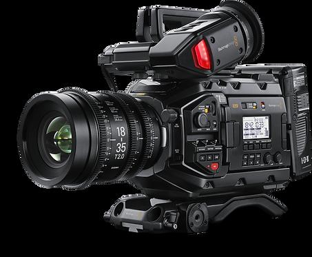 Camera video Blackmagic URSA Mini Pro 4.6K G2 Digital Cinema Camera