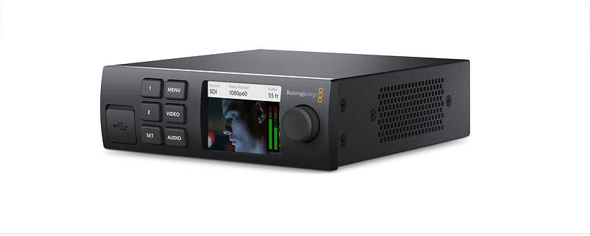 Dispozitiv captura video Blackmagic UltraStudio HD Mini
