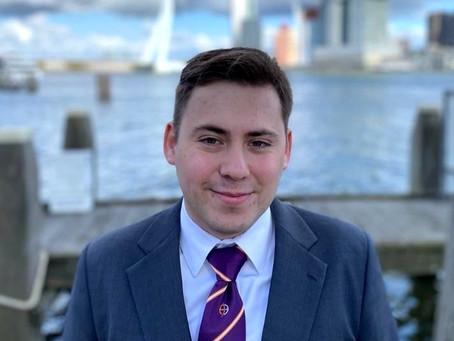 Meet the board: Interview - Armands, treasurer