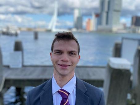 Meet the board: Interview - Idann, Commissioner of Development Economics