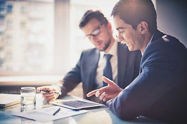 Recherche d'entreprises partenaires