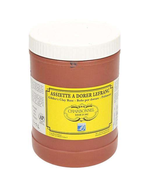 """Armenian Bole / мокър полимент, паста - """"Lefranc"""""""
