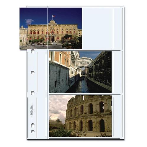 Прозрачни джобове за снимки Print File