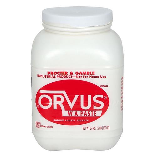 Orvus Paste - Нежен препарат за почистване на текстил