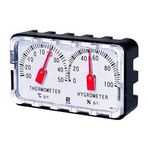 Аналогов термо-хигрометър