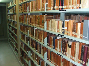 Съхранение на книги
