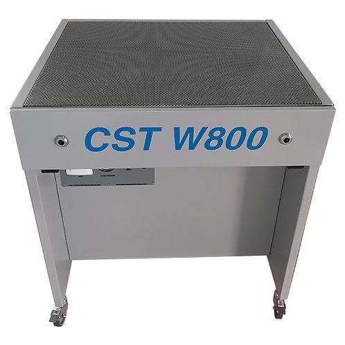 Маса за хигиенизиране на книги и документи CST W800