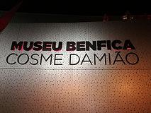 O Museu Benfica – Cosme Damião é um museu dedicado à história do Sport Lisboa e Benfica, e está situado no exterior do Estádio da Luz, em Lisboa, Portugal.