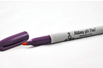"""рН Тест писалка """"Abbey"""""""