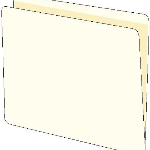 Архивни папки с прав разрез