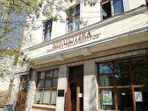 """Регионална библиотека """"Емануил Попдимитров"""" се намира в централната част на гр. Кюстендил ул. Любен Каравелов № 1. Библиотеката е най-голямата общодостъпна научна библиотека на територията на Област Кюстендил."""