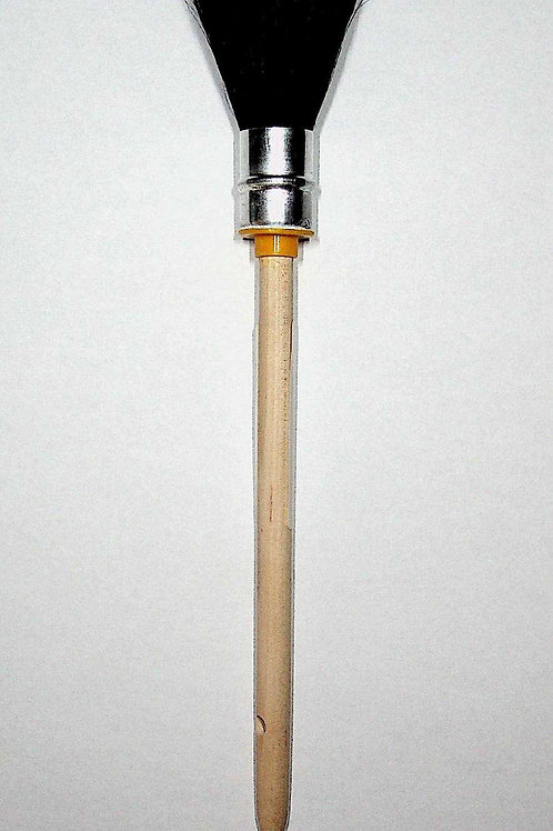 Мека четка за прах 30 мм