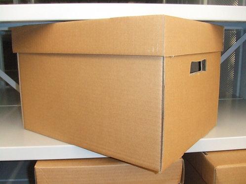 """Архивна кутия """"Conservation Lab Acid Free Box"""" - Дъно + Капак"""