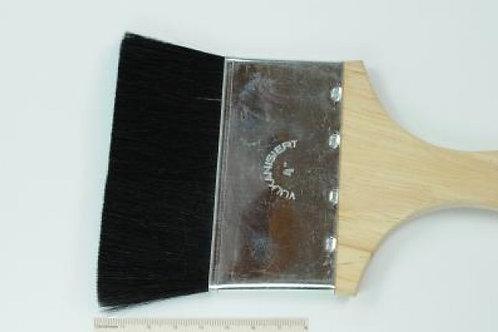 Четка за лак от кози косъм