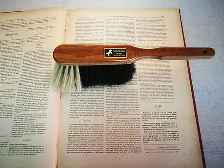 Почистване на книги и документи