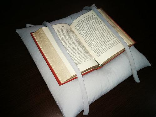 Възглавница за показване на книги