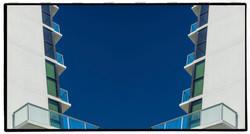 Condos w Balconies and Views