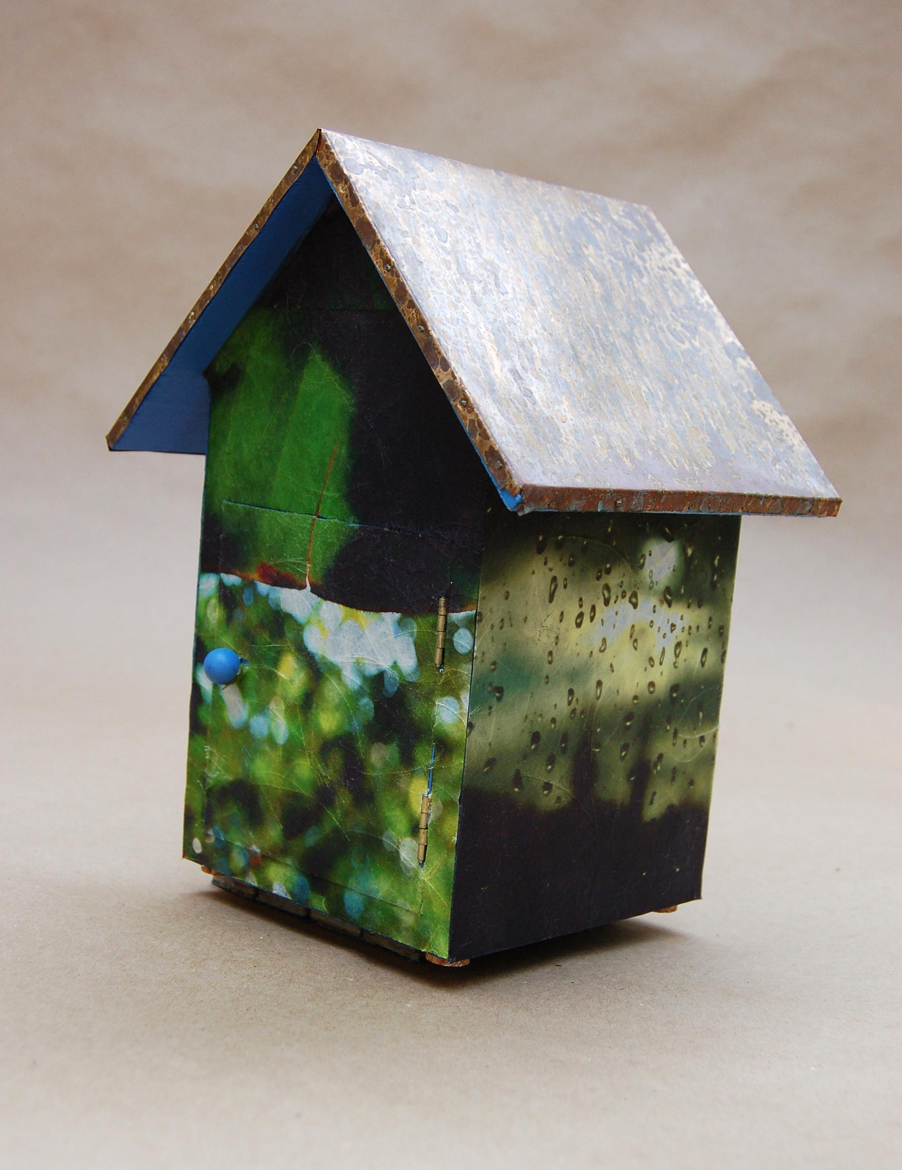 House for Fintan, verso