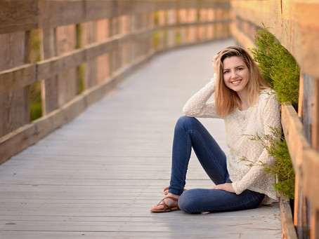 New Port Richey Senior Portraits | Morgan