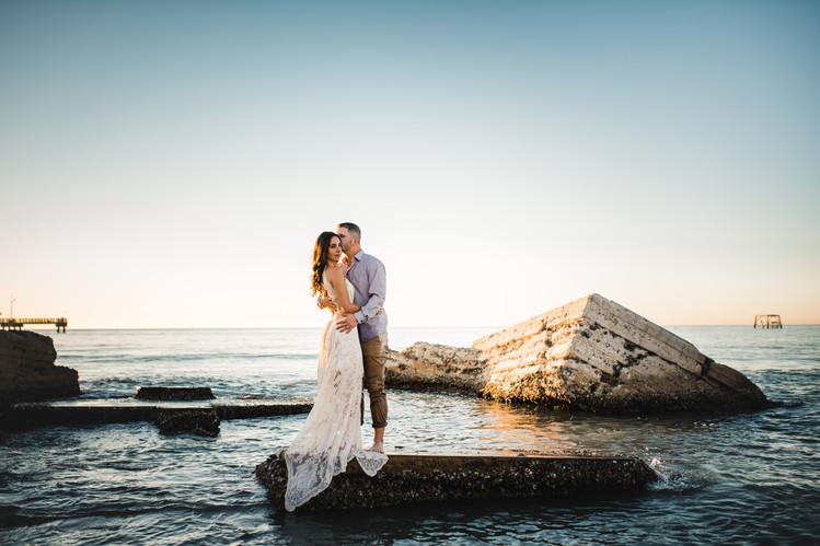 Tampa Couple Photographer Mariah Thomaso
