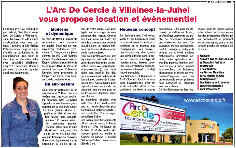 PUBLIREPORTAGE ARC DE CERCLE 28022019.pn