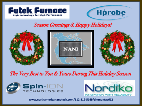 Season's Greetings from NANI