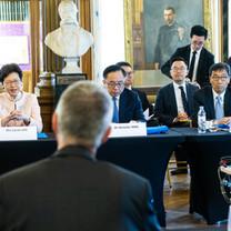 Memorandum of Understanding signing ceremony - June 2018