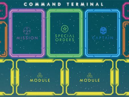 New Command Terminals