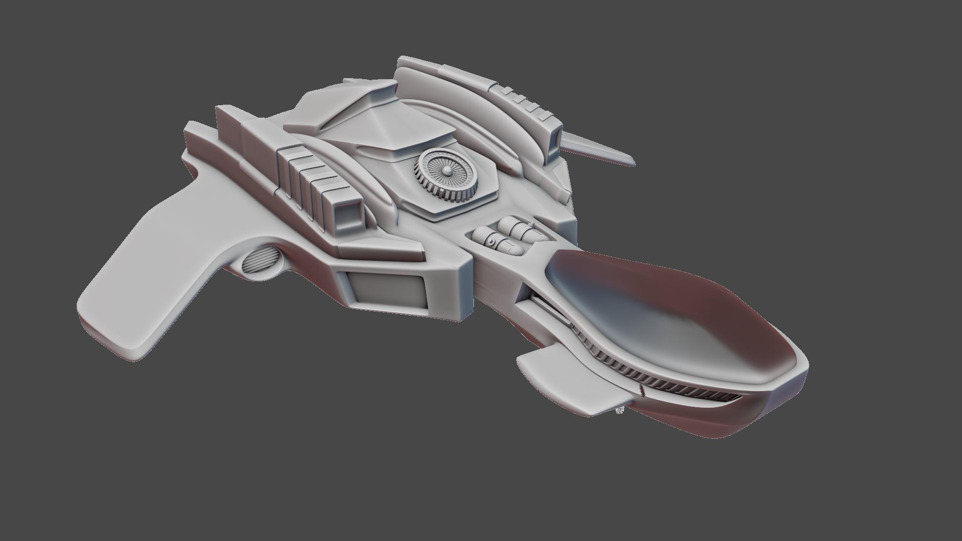Nemesis Multi-Role Combat Vessel