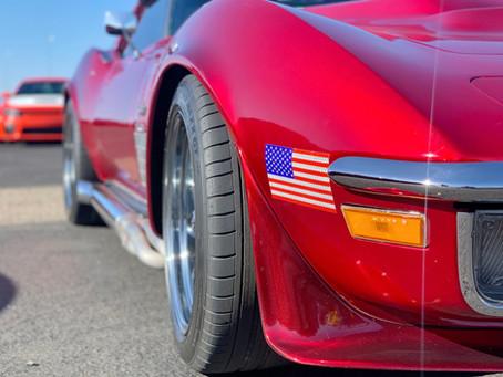 Tucson Dragway Hosts Larry H Miller Car Show!