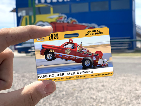 2020 Annual Passes Go On Sale!