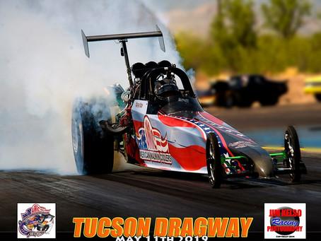 Tucson Dragway Hosts Club Weekend & Quick 32 Race!