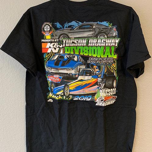 2019 Tucson Dragway Divisional Shirt