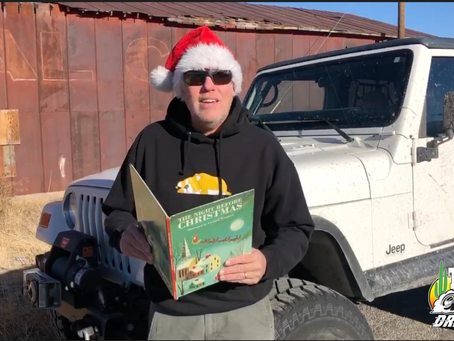 Twas The Night Before Christmas at Tucson Dragway