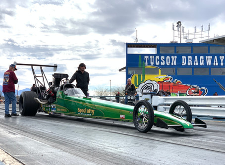 Arizona Speed Week Returns to Tucson Dragway