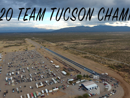2020 Team Tucson Champs!