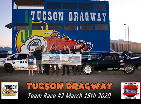 Team Tucson Race #2