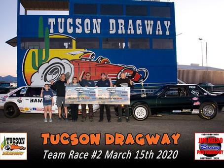 Team Tucson Race #2