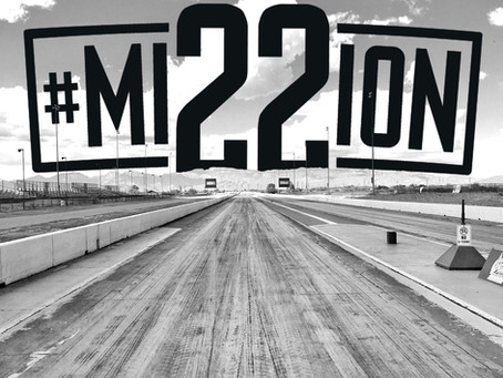 Tucson Dragway's Street Rally Brings Awareness to Mission 22!