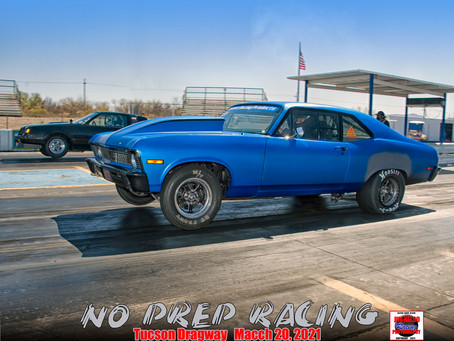 Arizona No Prep & Beyond 1320 Race Weekend!