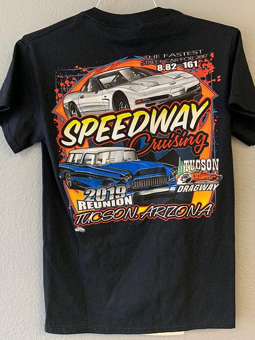 2019 Crusing Speedway Reunion Shirt