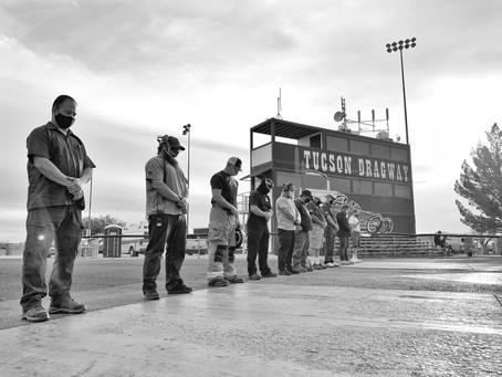 Racing Community loses Tucson Legend, Red Greth.