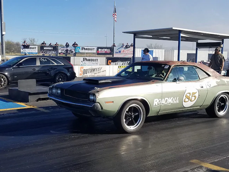 Roadkill Zip-Tie Drags at Tucson Dragway: An Automotive Event Like No Other! By: Johnny Hunkins