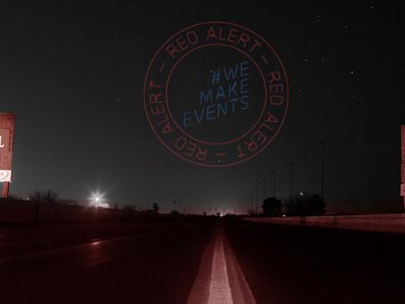 Tucson Dragway Goes Red for Red Alert Restart!